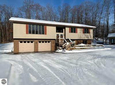 Traverse City Single Family Home For Sale: 3419 E Traverse Highway