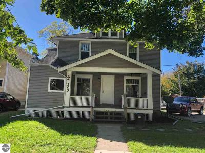 Mt Pleasant MI Multi Family Home For Sale: $89,900