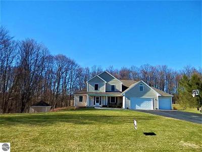 Traverse City Single Family Home For Sale: 1522 Duke Hollow