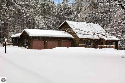 Grand Traverse County Single Family Home New: 4932 Pinespar Trail