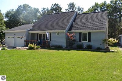 Oscoda Single Family Home For Sale: 4732 Logan Street
