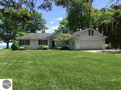 Tawas City MI Single Family Home For Sale: $449,900