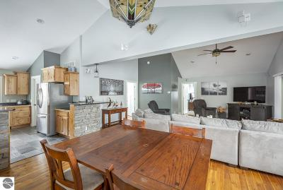 Traverse City Single Family Home New: 443 Rogers Road