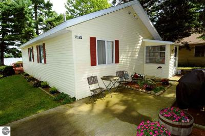 Oscoda Single Family Home For Sale: 5890 West Shore Road