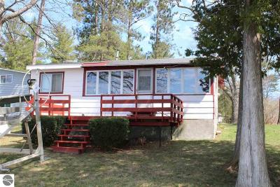 Oscoda Single Family Home For Sale: 6617 Loud Drive