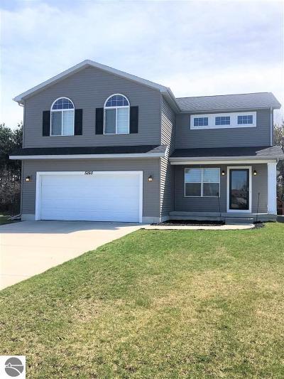 Mt Pleasant Single Family Home For Sale: 5260 Bridle Lane