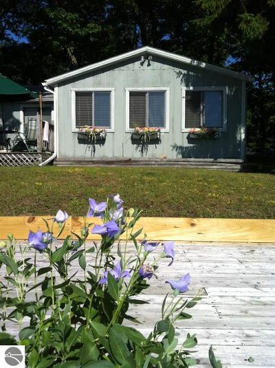 Tawas City MI Single Family Home For Sale: $217,500