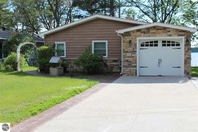 Oscoda Single Family Home For Sale: 7335 Loud Drive