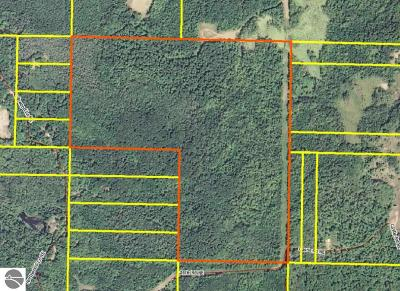 Kalkaska County Residential Lots & Land For Sale: McCullen Road