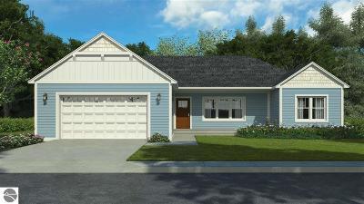 Grand Traverse County Single Family Home New: Tbb Silver Acres Lane