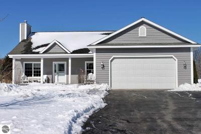 Grand Traverse County Single Family Home New: 3999 Brayton Lane