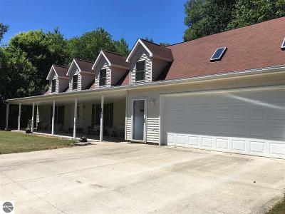 Whittemore Single Family Home For Sale: 3876 Hottis Road