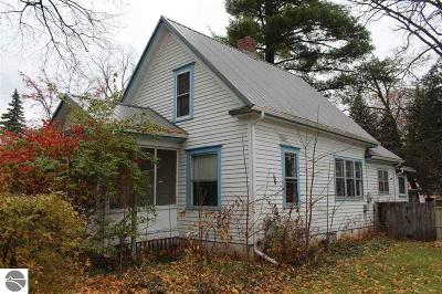 Mt Pleasant Multi Family Home For Sale: 811 S Franklin