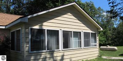 Alcona County Single Family Home For Sale: 3195 Curtisville Road
