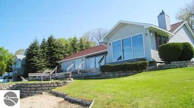 Central Lake MI Single Family Home For Sale: $539,900