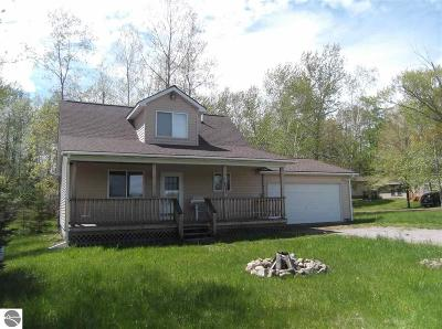 Alcona County Single Family Home For Sale: 2906 Wintersports Drive