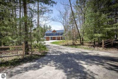 Traverse City Single Family Home For Sale: 443 Rogers Road