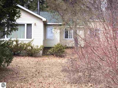 Oscoda Single Family Home For Sale: 6152 Ridge