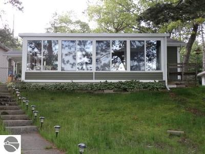 Oscoda Single Family Home For Sale: 3466 Foothill Road