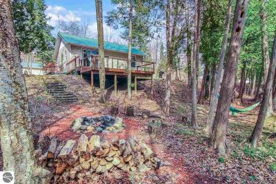 Kalkaska County Single Family Home For Sale: 1467 Wood Road