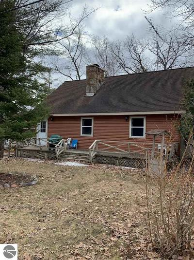 West Branch Single Family Home For Sale: 3683 Longue Road
