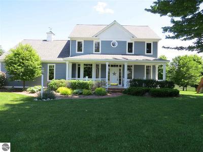 Grand Traverse County Single Family Home New: 1582 Nightingale Lane