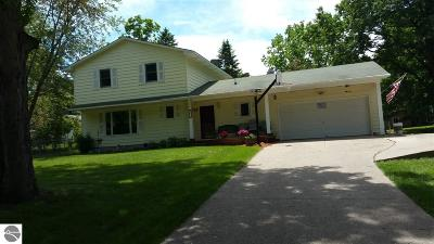 Mt Pleasant Single Family Home For Sale: 4631 Cardinal Drive