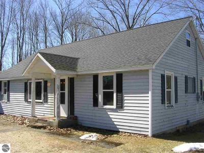Tawas City MI Single Family Home For Sale: $85,000