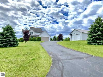 Leelanau County Single Family Home New: 3993 Gilbert Farm Lane