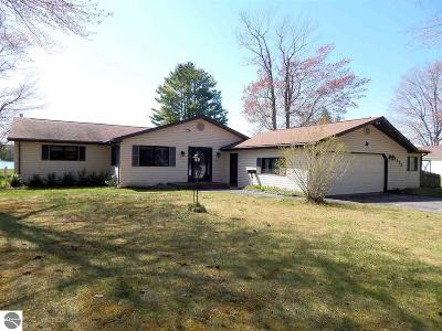 Greenbush Single Family Home New: 3372 E Cedar Lake Drive