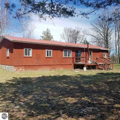 Standish Single Family Home For Sale: 2395 Hansel Road