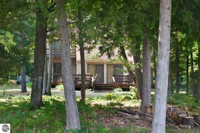 Single Family Home For Sale: 6853 Cottage Drive