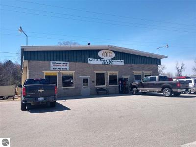 West Branch Commercial For Sale: 2354 S M-76