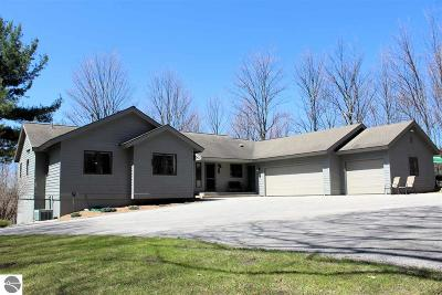Suttons Bay Single Family Home For Sale: 11707 E McAllister Road