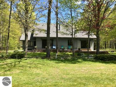 Bellaire Single Family Home For Sale: 2321 Schuss Mountain Drive