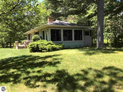 East Tawas Single Family Home For Sale: 35 Baldwin Resort Road