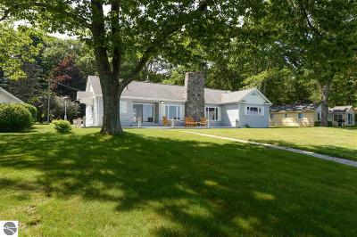 Tawas City MI Single Family Home For Sale: $415,000