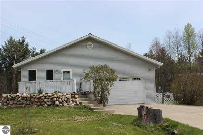 Ogemaw County Single Family Home For Sale: 5505 S M-76