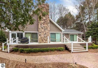 Antrim County, Charlevoix County, Kalkaska County Single Family Home For Sale: 322 Sugarbush Drive