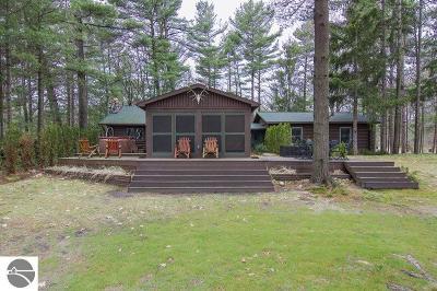 Au Gres Single Family Home For Sale: 516 S Crescent Avenue