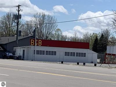 Standish Commercial For Sale: 3984 S Huron