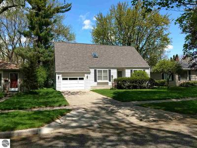 Mt Pleasant Single Family Home For Sale: 1043 South Drive