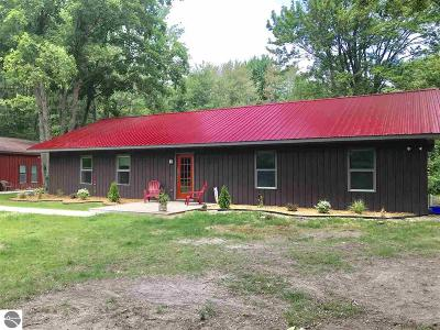 Antrim County Single Family Home For Sale: 1361 Snowflake Trail