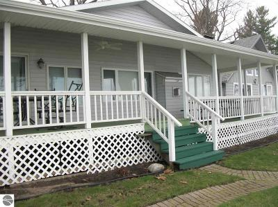Tawas City Single Family Home For Sale: 2150 N Us-23