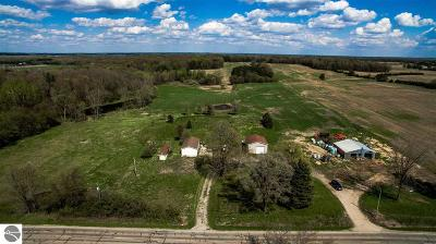 Mt Pleasant Residential Lots & Land For Sale: 1531 S Coldwater Road