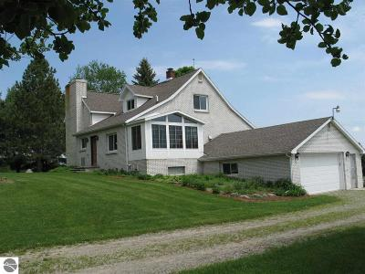Alcona County Single Family Home For Sale: 3523 Bissonette Road