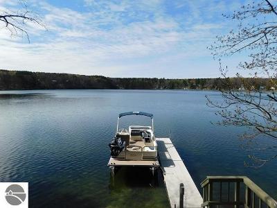 Kalkaska County Single Family Home For Sale: 9173 Gedman Road, NE
