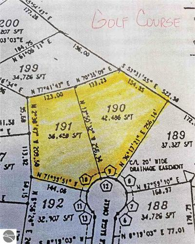 Antrim County Residential Lots & Land For Sale: 190 Double Eagle