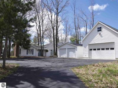 Traverse City Single Family Home New: 976 Tranquil Point Road