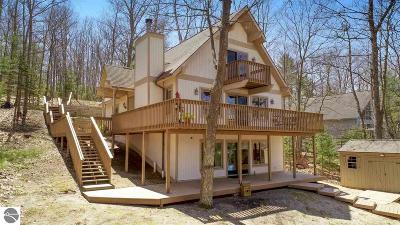 Traverse City Single Family Home New: 28 & 24 Island View Drive